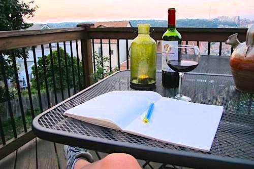 Mit kezdjen egy író a nyárral?