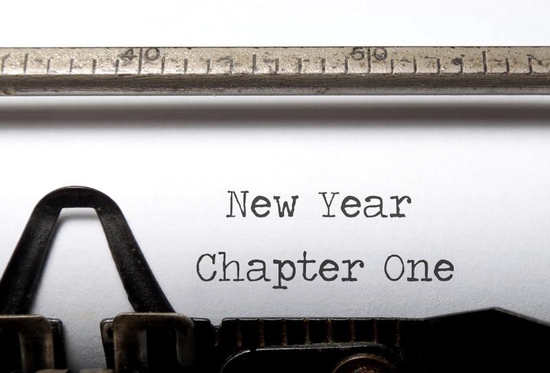 Újévi fogadalmak íróknak