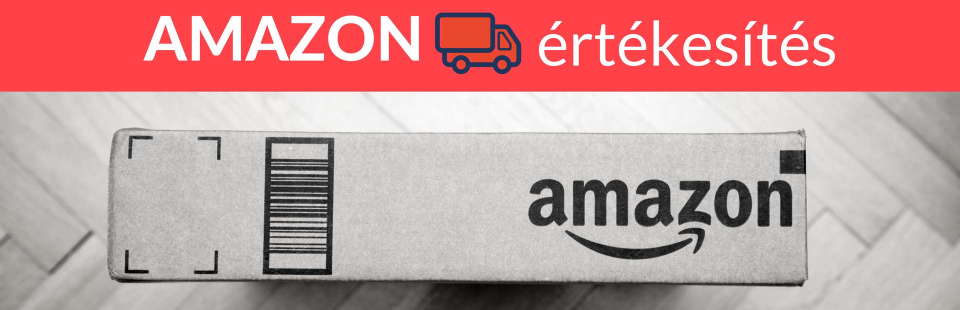 Amazon értékesítés