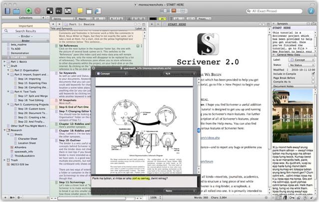 Milyen írói szoftvert használsz?