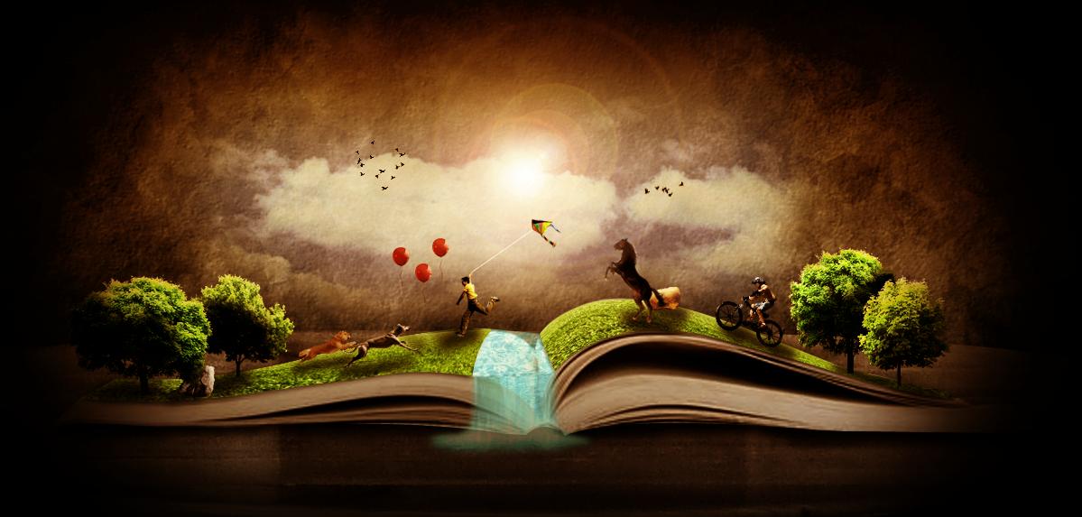 Egy jó regényben a narrátor új valóságot, világot teremt