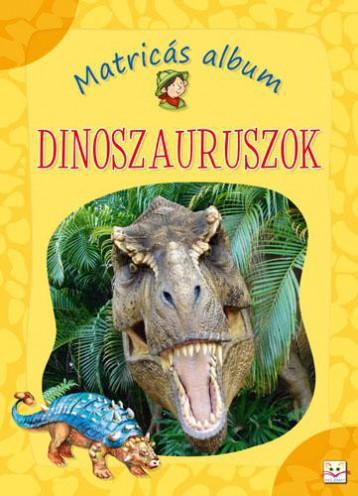 DINOSZAURUSZOK - MATRICÁS ALBUM (AKSJOMAT) - Ekönyv - AKSJOMAT KIADÓ KFT.