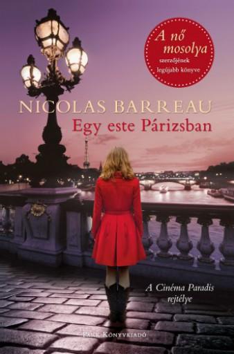 Egy este Párizsban - A Cinéma Paradis rejtélye - Ekönyv - Nicolas Barreau