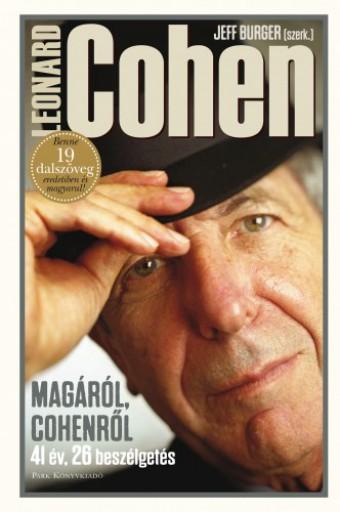 Leonard Cohen - Magáról, Cohenről - Ebook - Jeff Burger (szerk.)