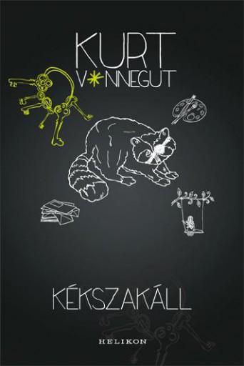 KÉKSZAKÁLL (ÚJ FORDÍTÁS) - Ekönyv - VONNEGUT, KURT