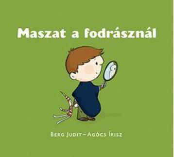 MASZAT A FODRÁSZNÁL - Ekönyv - BERG JUDIT - AGÓCS ÍRISZ