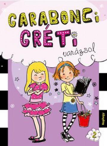 GARABONCI GRÉTI VARÁZSOL - Ekönyv - COVEN, WANDA - BURRIS, PRISCILLA