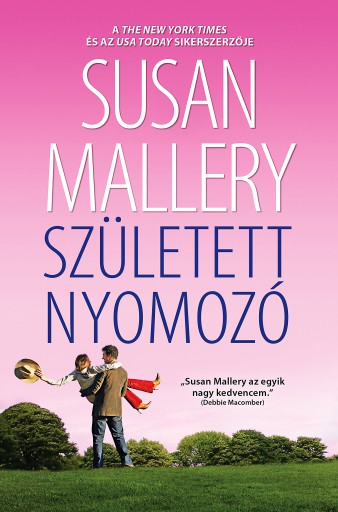 Született nyomozó (A csodálatos Titan lányok 4.) - Ebook - Susan Mallery