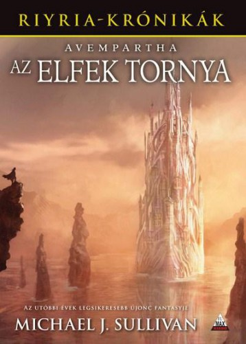AZ ELFEK TORNYA - AVEMPARTHA - Ekönyv - SULLIVAN, MICHAEL J.