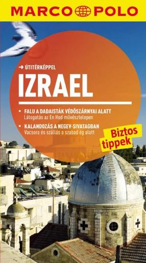 IZRAEL - ÚJ MARCO POLO (2015) - Ekönyv - CORVINA KIADÓ