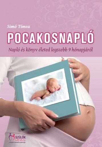 POCAKOSNAPLÓ - 9. KIADÁS - Ekönyv - SIMÓ TÍMEA