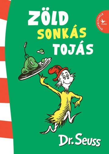 ZÖLD SONKÁS TOJÁS - Ekönyv - DR. SEUSS