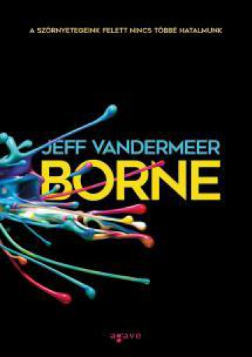 BORNE - Ekönyv - VANDERMEER, JEFF