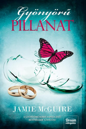 GYÖNYÖRŰ PILLANAT - Ekönyv - MCGUIRE, JAMIE