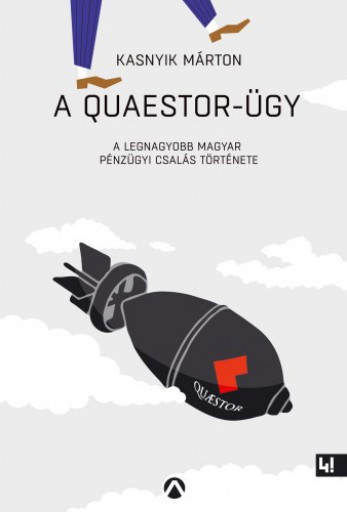 A Quaestor-ügy - A legnagyobb magyar pénzügyi csalás története - Ekönyv - Kasnyik Márton