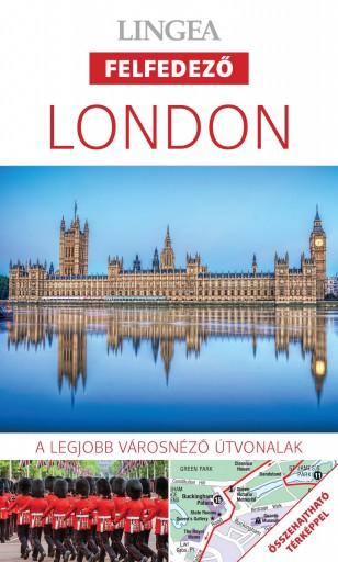 LONDON - FELFEDEZŐ - Ekönyv - LINGEA KFT.