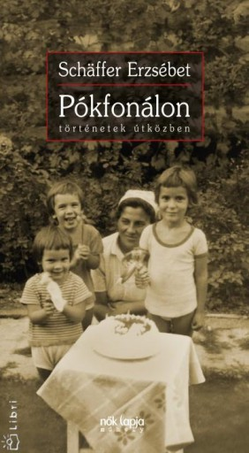 PÓKFONÁLON - TÖRTÉNETEK ÚTKÖZBEN - Ekönyv - SCHÄFFER ERZSÉBET
