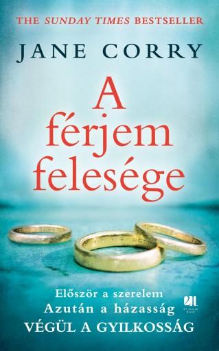 A FÉRJEM FELESÉGE - Ekönyv - CORRY, JANE