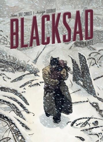 BLACKSAD 2. - HÓFEHÉR NEMZET - Ekönyv - CANALES, JUAN DÍAZ