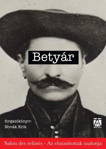BETYÁR - Ekönyv - NOVÁK ERIK