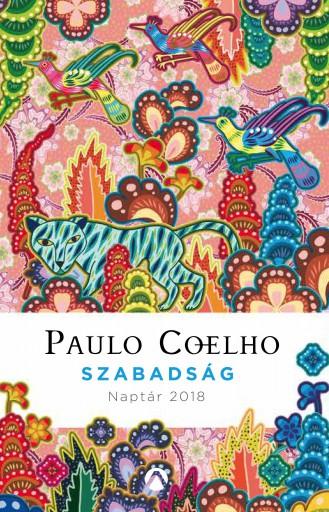 SZABADSÁG - NAPTÁR 2018 - Ekönyv - COELHO, PAULO
