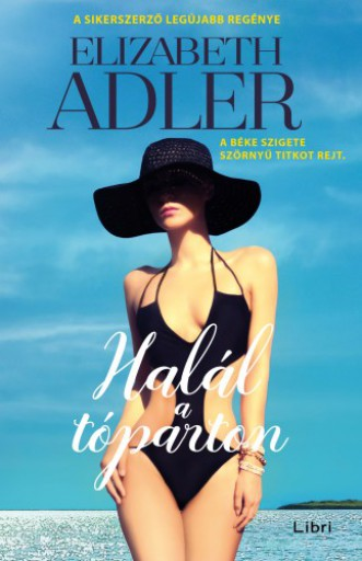 Halál a tóparton - Ekönyv - Elizabeth Adler