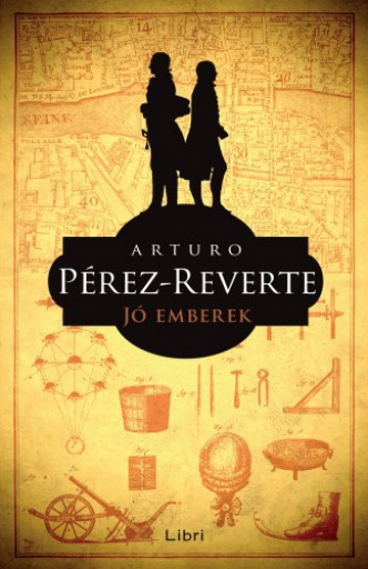 Jó emberek - Ebook - Arturo Pérez-Reverte