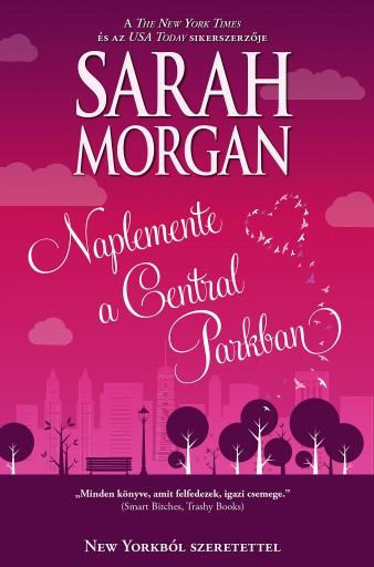 Naplemente a Central Parkban (New Yorkból szerettel 2.) - Ekönyv - Sarah Morgan
