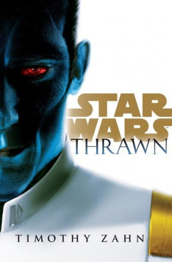 STAR WARS - THRAWN - Ekönyv - ZAHN, TIMOTHY