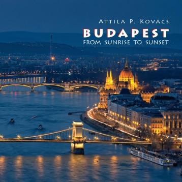 BUDAPEST FOTÓALBUM 2017 (ANGOL) - NAPKELTÉTŐL NAPNYUGTÁIG - Ebook - KOVÁCS P. ATTILA