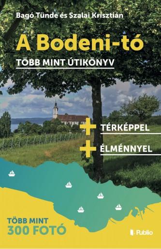 A Bodeni-tó - Ekönyv - Bagó Tünde és Szalai Krisztián