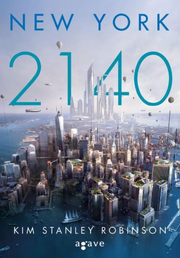 NEW YORK 2140 - Ekönyv - ROBINSON, KIM STANLEY