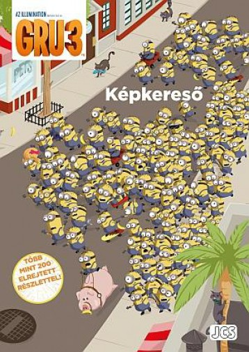 GRU 3. - KÉPKERESŐ - Ebook - -