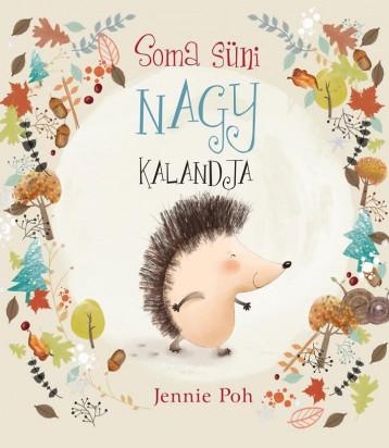 SOMA SÜNI NAGY KALANDJA - Ekönyv - POH, JENNIE