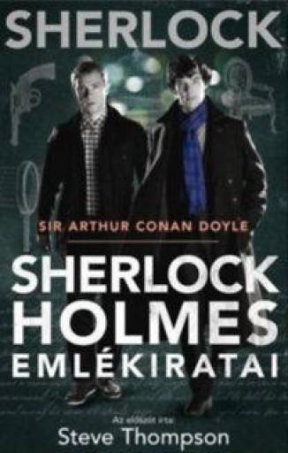 SHERLOCK HOLMES EMLÉKIRATAI - BBC FILMES BORÍTÓ - Ekönyv - DOYLE, ARTHUR CONAN SIR