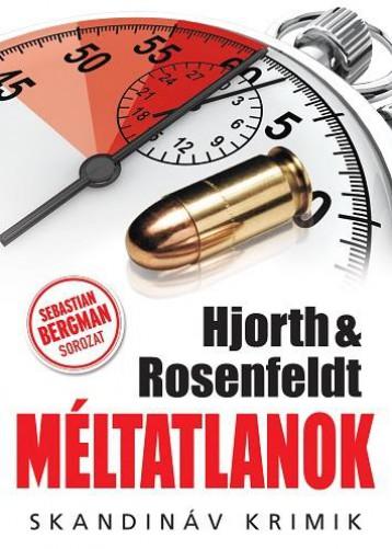 MÉLTATLANOK - SKANDINÁV KRIMIK - Ekönyv - HJORTH & ROSENFELDT