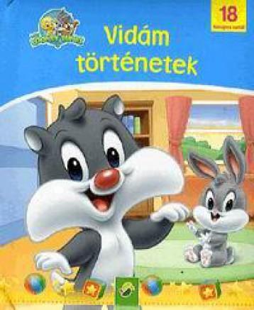 VIDÁM TÖRTÉNETEK - 18 HÓNAPOS KORTÓL - Ekönyv - ALEXANDRA KIADÓ