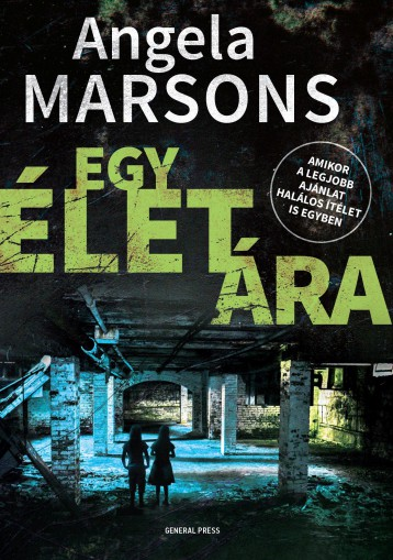 Egy élet ára - Ekönyv - Angela Marsons