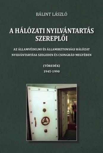 A HÁLÓZATI NYILVÁNTARTÁS SZEREPLŐI - Ekönyv - BÁLINT LÁSZLÓ