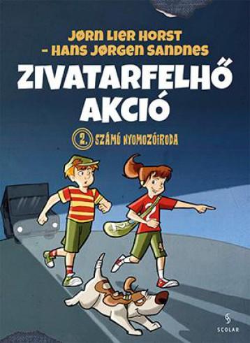 ZIVATARFELHŐ AKCIÓ - Ekönyv - HORST, JORN LIER