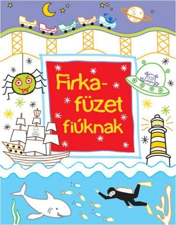 FIRKAFÜZET FIÚKNAK - Ekönyv - KOSSUTH KIADÓ ZRT /PAPAS JORGOS/