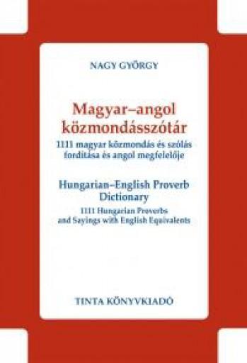 MAGYAR-ANGOL KÖZMONDÁSSZÓTÁR - Ekönyv - NAGY GYÖRGY
