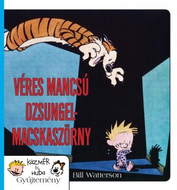 VÉRES MANCSÚ DZSUNGELMACSKASZÖRNY - KÉPREGÉNY - Ekönyv - WATTERSON, BILL