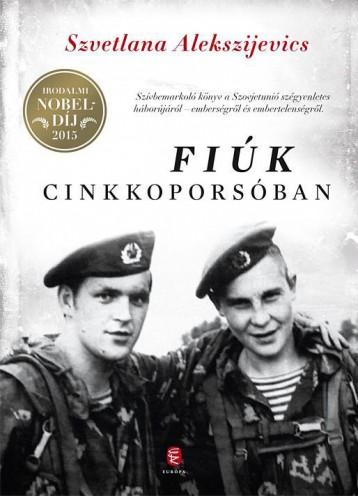 FIÚK CINKKOPORSÓBAN - Ekönyv - ALEKSZIJEVICS, SZVETLANA