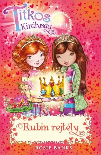 TITKOS KIRÁLYSÁG 26. - RUBIN REJTÉLY - Ekönyv - BANKS, ROSIE