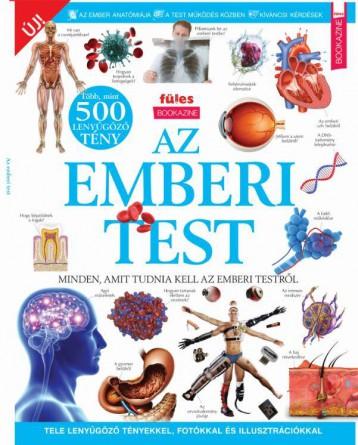 AZ EMBERI TEST - BOOKAZINE - Ekönyv - IQ PRESS KFT.
