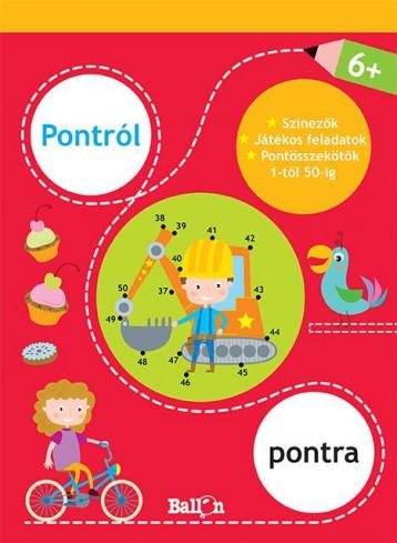 PONTRÓL PONTRA - 6+ - Ekönyv - BALLON