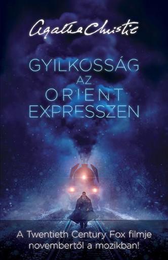 GYILKOSSÁG AZ ORIENT EXPRESSZEN - Ebook - CHRISTIE, AGATHA