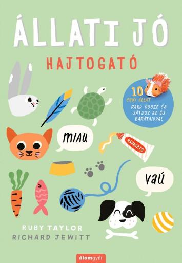 Állati jó hajtogató - Ekönyv - TAYLOR, RUBY - JEWITT, RICHARD
