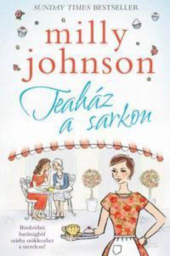 TEAHÁZ A SARKON - Ekönyv - JOHNSON, MILLY